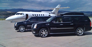 denver to vail limo services